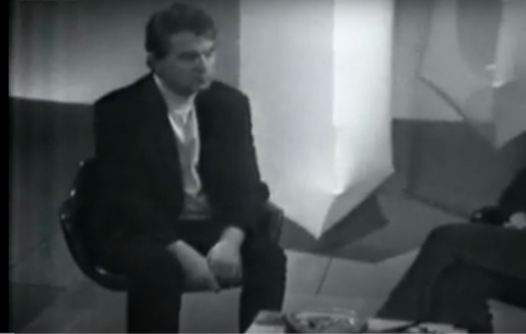 FAD TV Watch Francis Bacon talking about his art in this 1965 interview