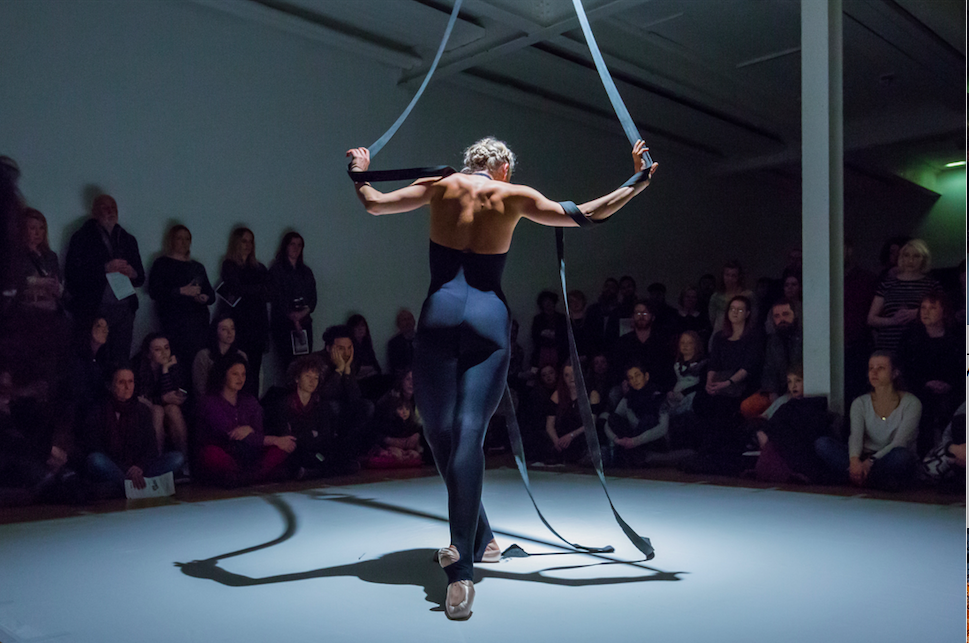 Fruitmarket Gallery_Gift Registry_ Buy an LED light in our warehouse_Image_ Eve Mutso_ loop commissioned by The Fruitmarket Gallery as part of Open Out – a week of cross-artform performances February 2018 Photo_ Chris Scott