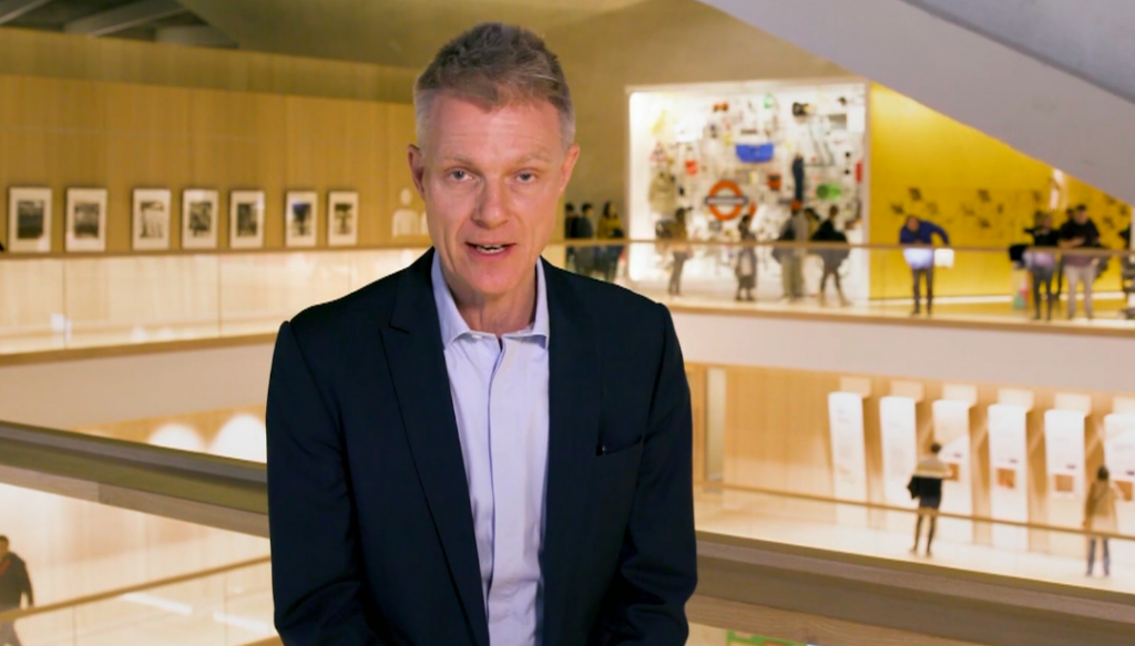 Tim Marlow is back to investigate more stories from the art world on iTV