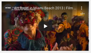 Art Basel Miami Beach 2013 Film Program