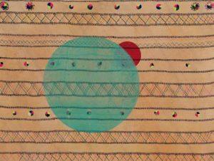 shezad_dawood__ytr_1__acrylic_on_vontage_textile__125_x_165cm_664_500_s