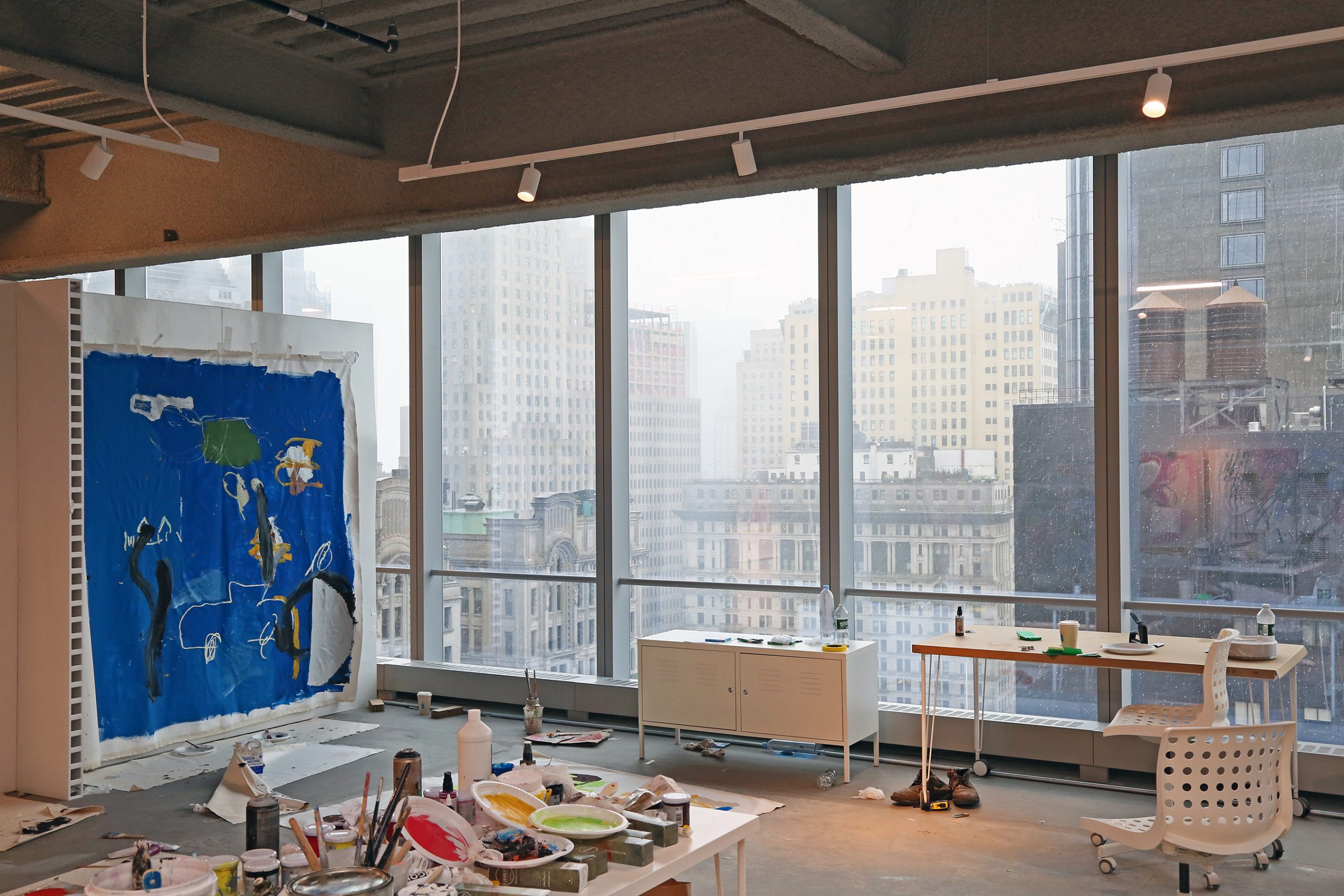 Silver Art Projects at 4 World Trade Center. Courtesy Silver Art Projects. Photo by: Joe Woolhead. FAD MAGAZINE