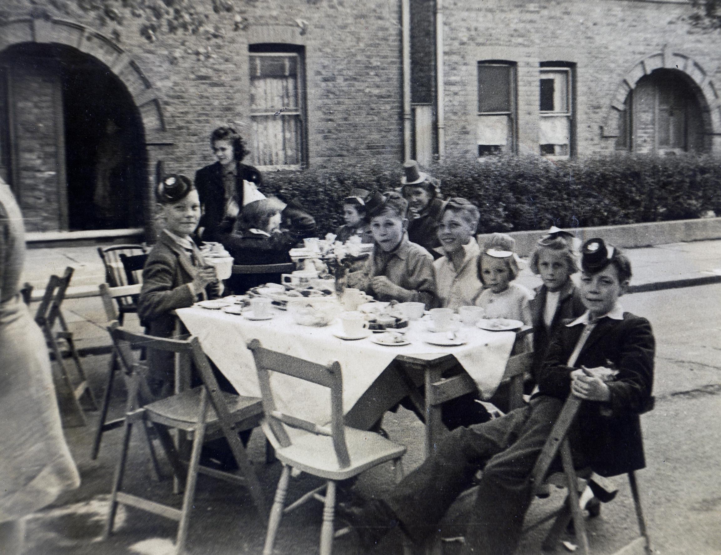 sylvia-king-street-party