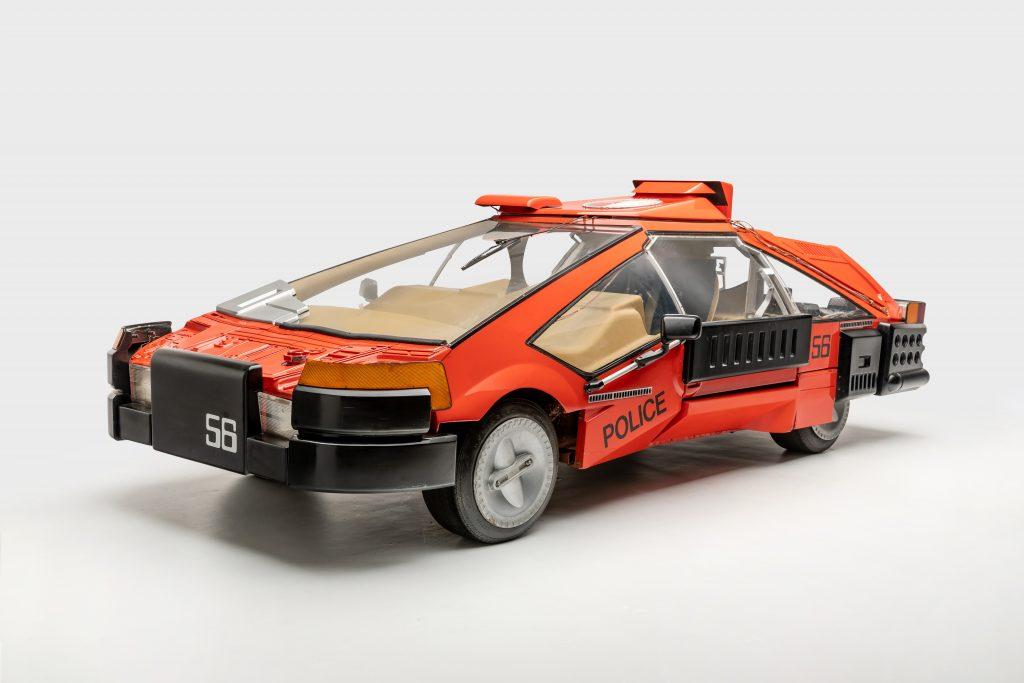 Blade Runner Deckard Sedan   Blade Runner Deckard Sedan