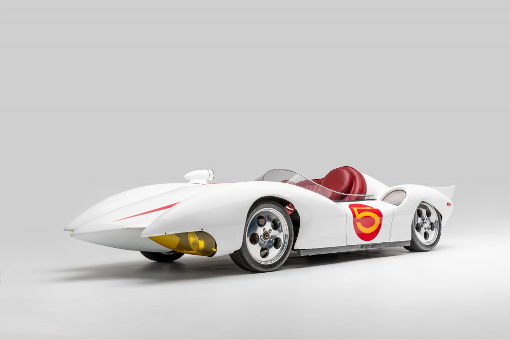 Speed Racer Mach 5   Speed Racer Mach 5