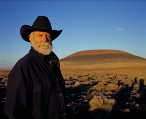 """Turrell, James Photograph by Florian Holzherr 2005 Photo available in color or black and white. Turrell, James Photograph by Florian Holzherr """"Copyright James Turrell, Photo by Florian Holzherr""""."""