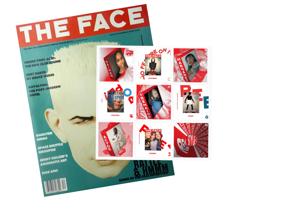VOLUME 3 - Something to Hate on Presents THE FACE magazine