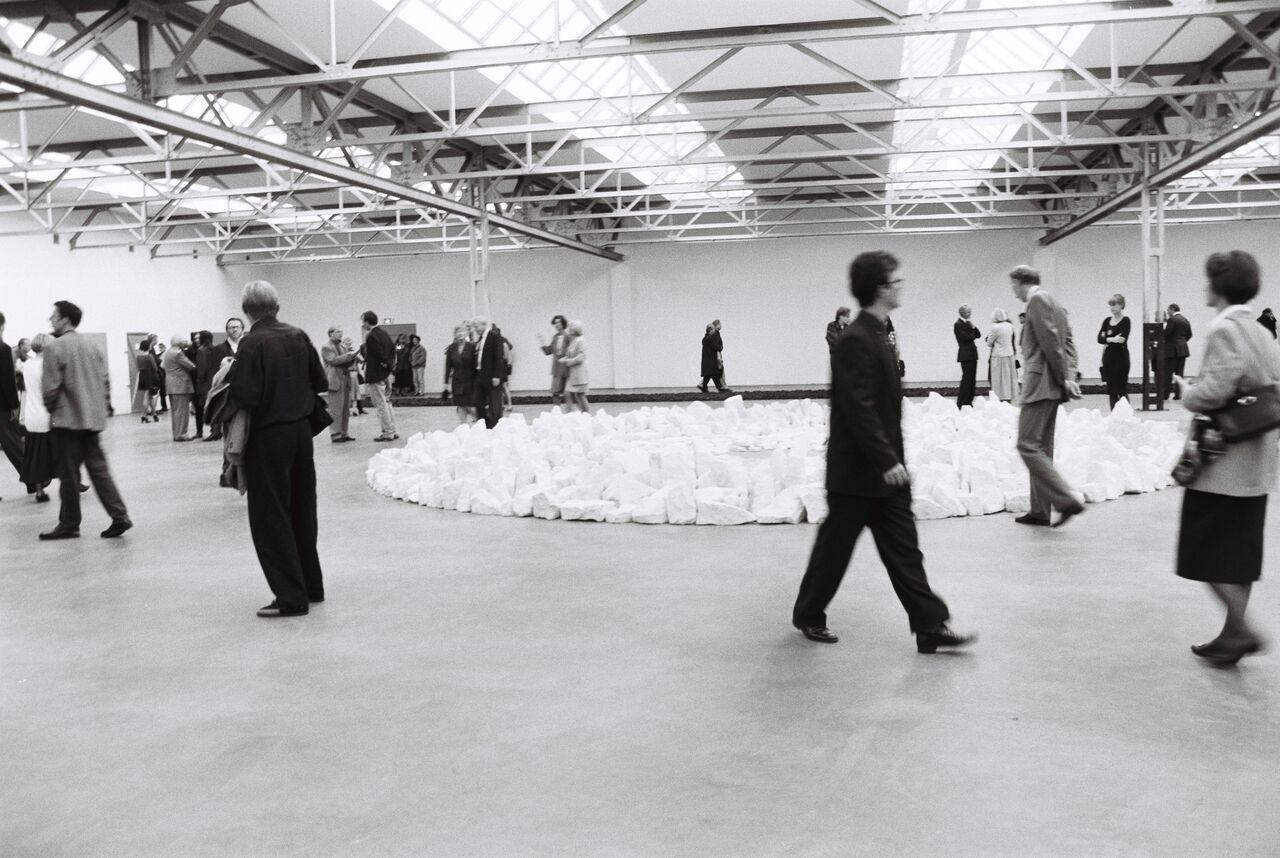 The Opening in 1992, Museum De Pont, Tilburg. FAD Magazine