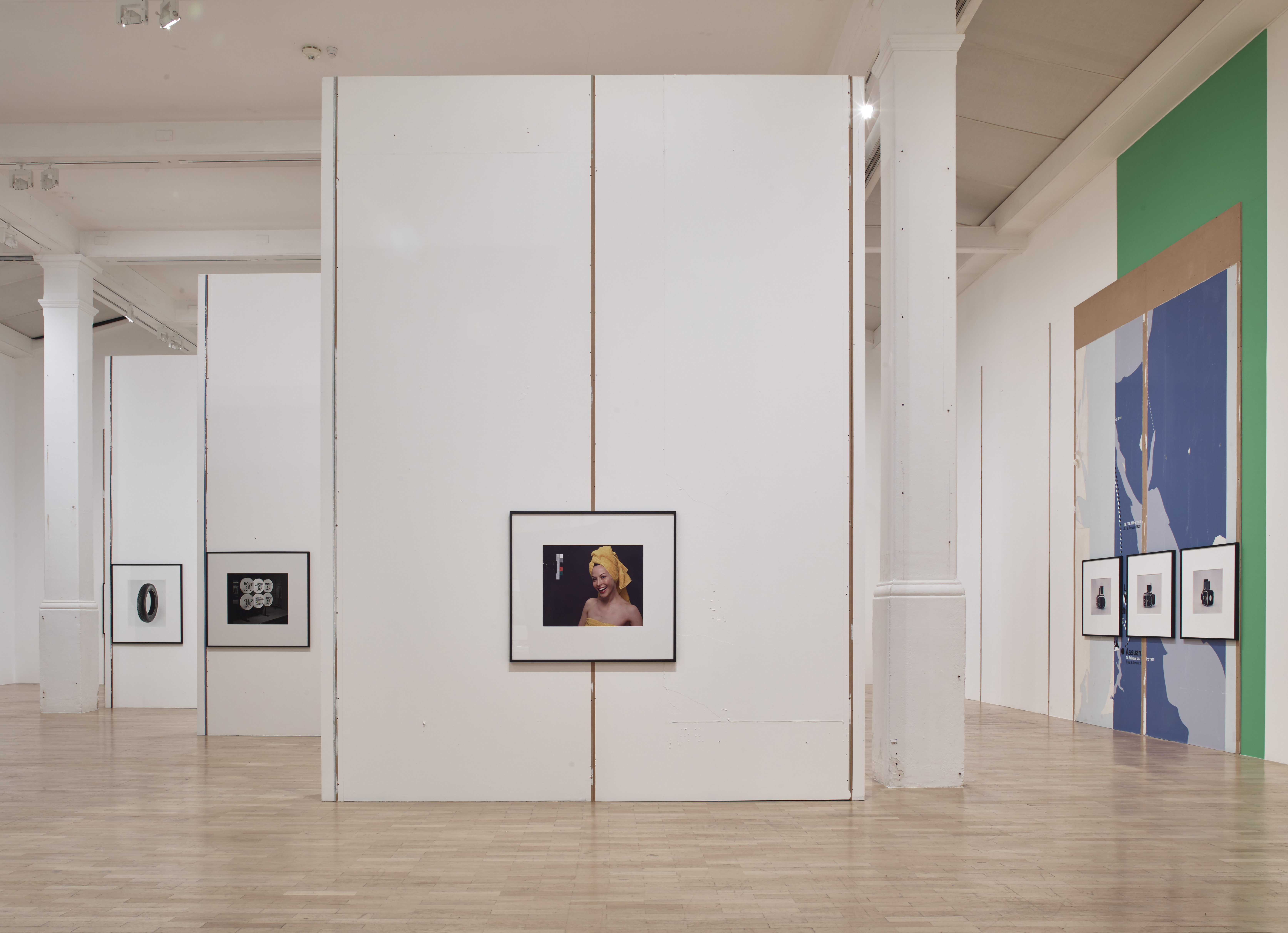 The whitechapel gallery has the first uk retrospective of for I need art for my walls