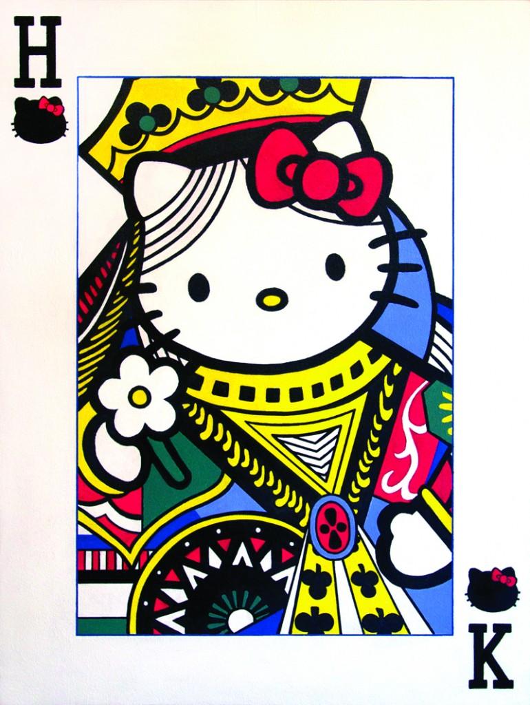 Tim Conlon 800 770x1024 Hello Kitty, Hello Art! Art Exhibition & Book Launch Hits  New York City's Openhouse Gallery