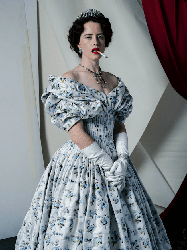 Tim Walker, Claire Foy, Wonderful People at Michael Hoppen Gallery FAD magazine