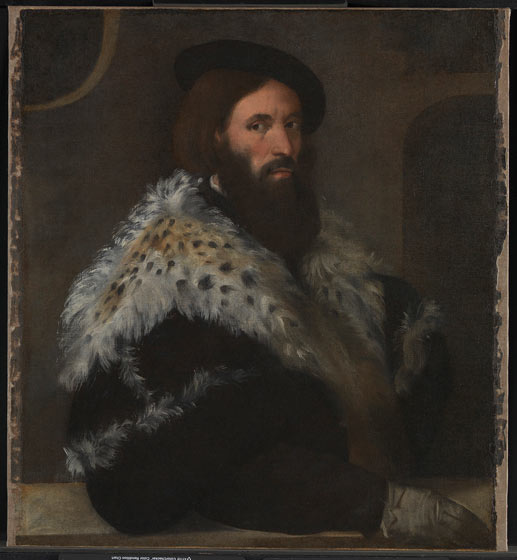 Titian painting rediscovered in depths of National Gallery