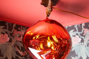 Tom Dixon Light and Hoof Detail One Square Club FAD Magazine