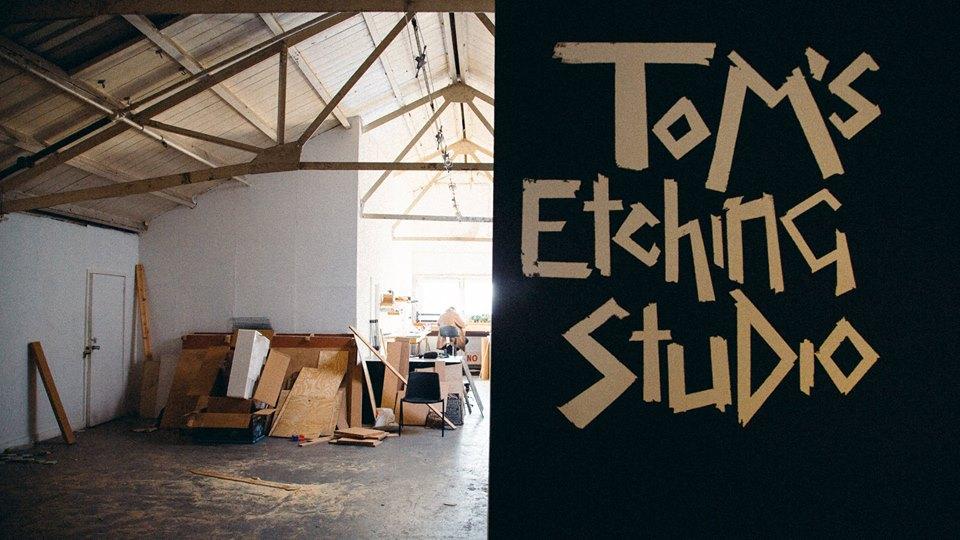Toms Etching Studio