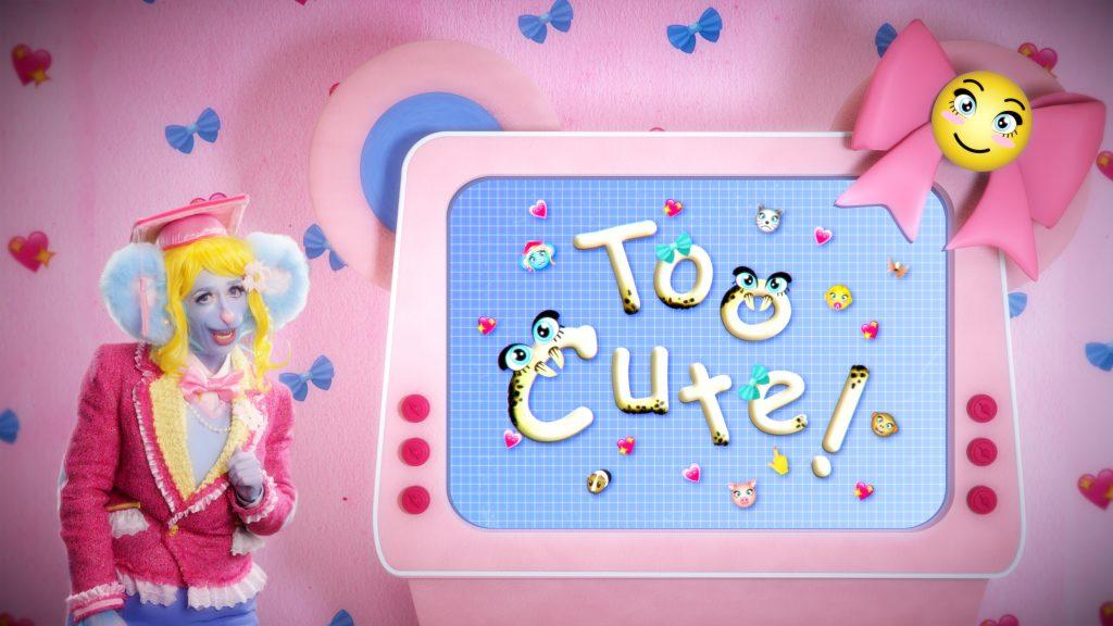 Too Cute film by Rachel Maclean (2)