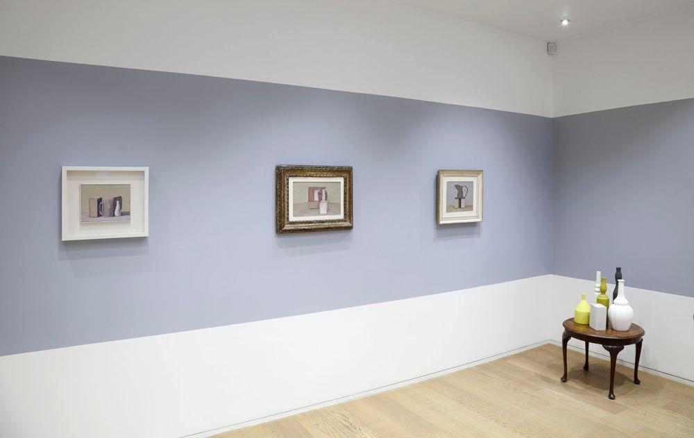 FAD MAGAZINE Tornabuoni Art Morandi, Balla, de Chirico and Italian Painting 1920 - 1950