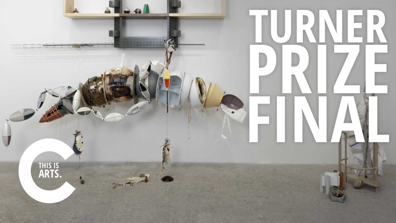 CANVAS and FAD turner prize promo
