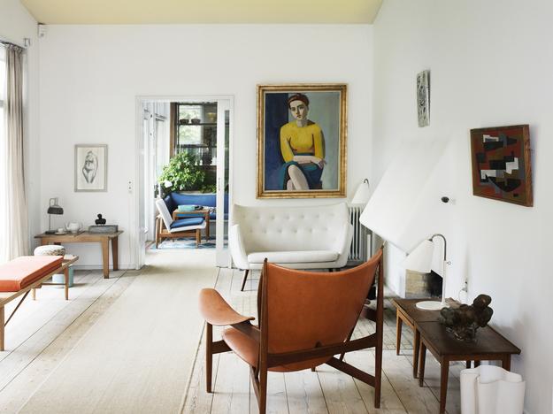 Finn Juhl House, Ordrup, Denmark, 1941 Photo: Henrik Sorensen Photography, 2013 FAD MAGAZINE