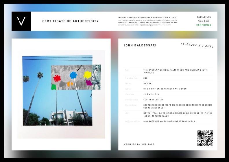 Verisart_Certificate