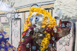 Emerging British artists Jamie Fitzpatrick & Lindsey Mendick open SMUT in Basel