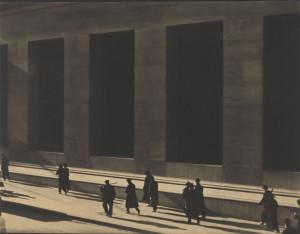 Wall Street, New York. Paul Strand, 1915 © Paul Strand Archive, Aperture Foundation