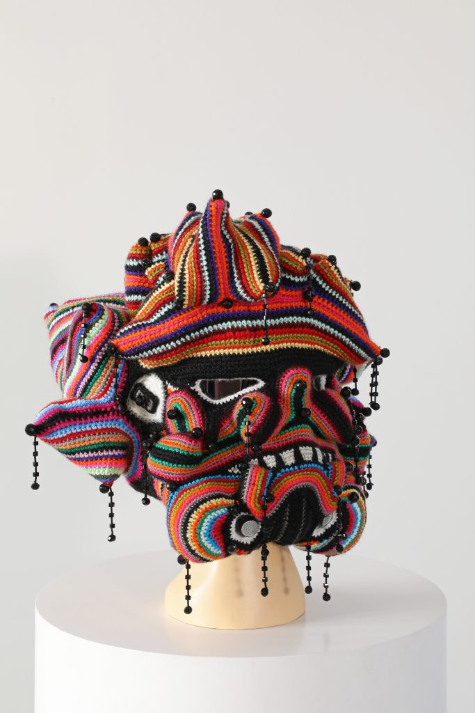 Joanna Vasconcelos Wooltrooper Art Wars East FAD MAGAZINE