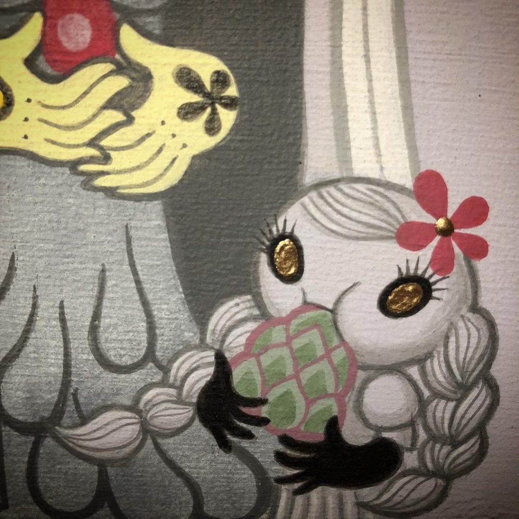 Work in Progress by Junko Mizuno 2