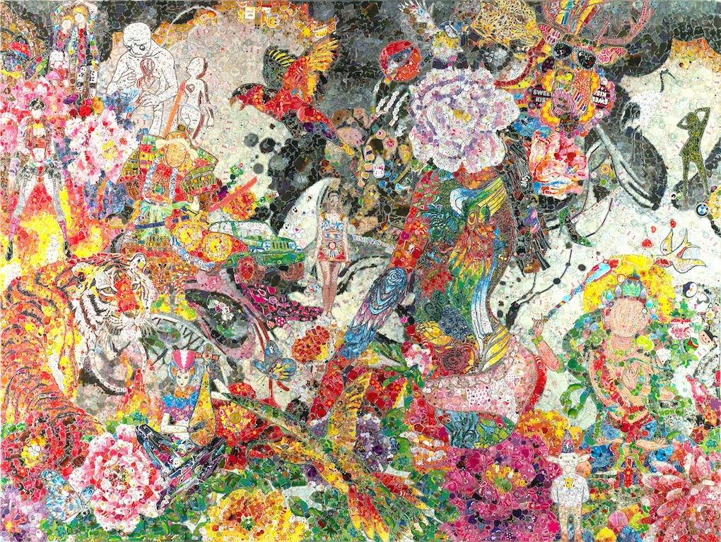 Ye Hongxing - Kaleidoscope No.3