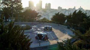 Zoox Fully Autonomous Vehicle FAD magazine