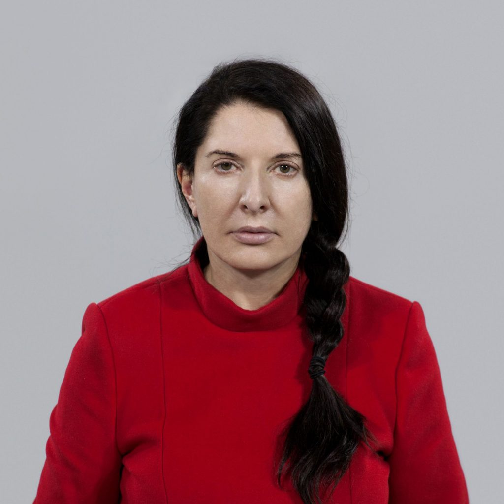 Marina Abramovi? The Artist is Present Performance, 3 months, The Museum of Modern Art, New York, NY, 2010 © Marina Abramovi? Photo: © Marco Anelli Courtesy of the Marina Abramovi? Archives VG Bild-Kunst, Bonn 2018