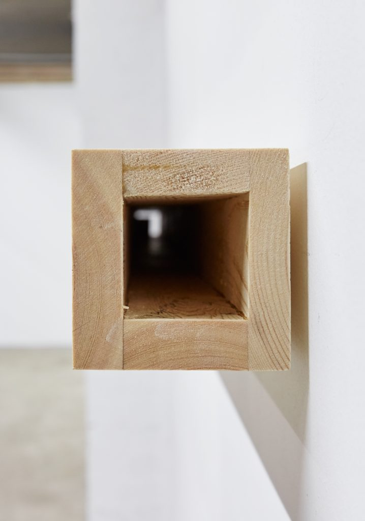 Four by 1 is a collaborative body of work by It's Kind Of Hard to explain and Adam McGowan.