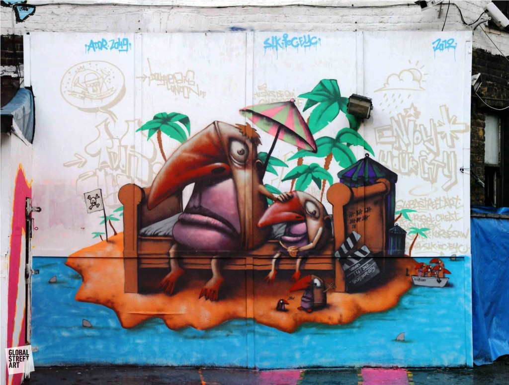 ador2 1024x775 The Walls Project: Painting  the walls of L