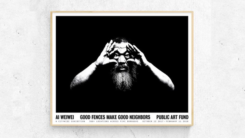 ai-weiwei-good-fences-make-good-neighbors-nyc-exhibition-FAD magazine