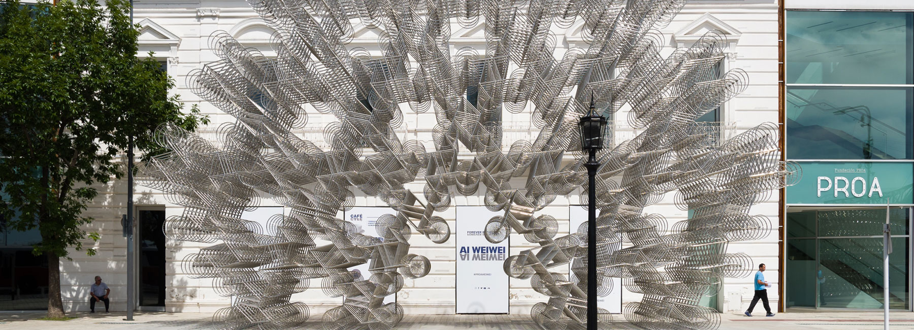 ai-weiwei-inoculation-exhibition-proa-argentina- FAD Magazine