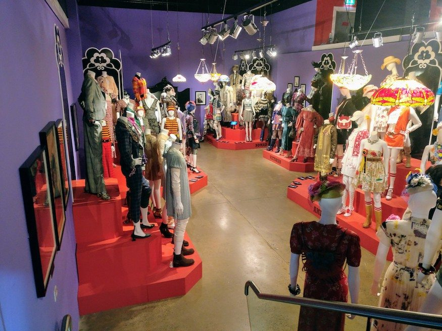 The World Of Anna Sui Fashion And Textile Museum