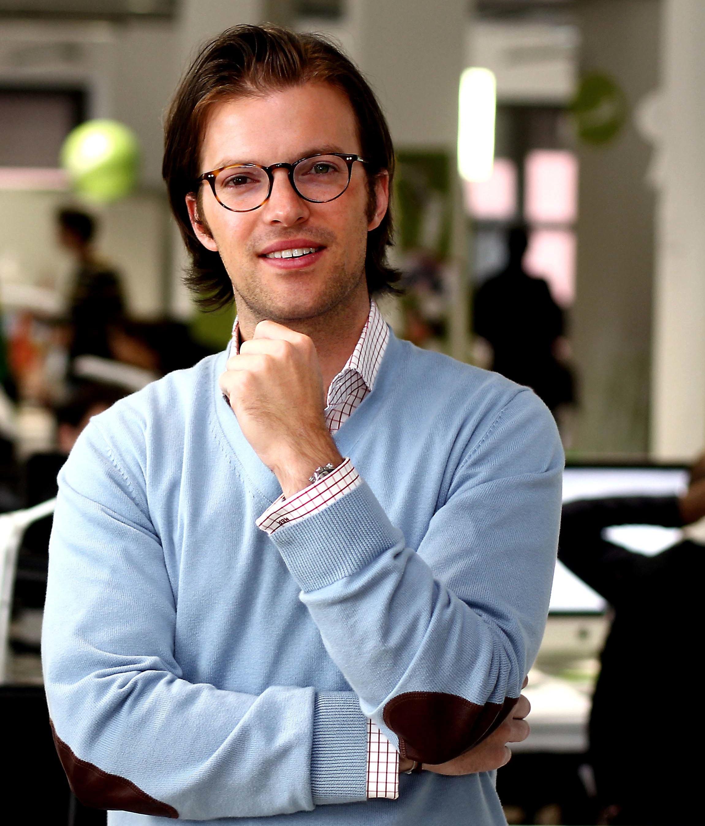 Dr. Magnus Resch, Internet-Startup