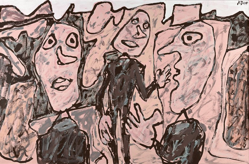 Jean Dubuffet A Festival of The Mind