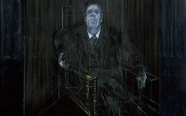 Francis Bacon for display at Whitechapel