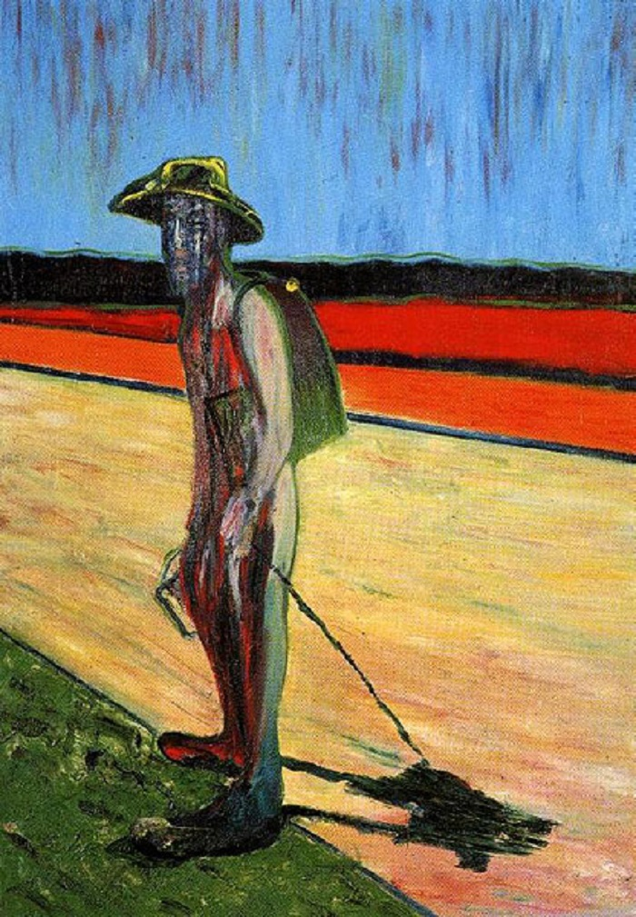 On the 24th anniversary of Francis Bacon's death