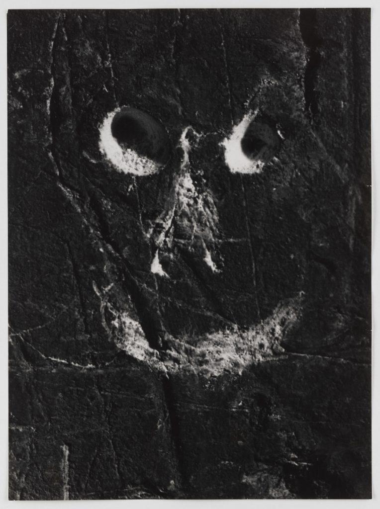 Brassai?, Graffiti (Se?rie VIII, La Magie), c.1956, 39.3 x 29.1 cm © Estate Brassai? Succession.