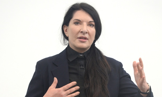 """09 Jun 2014, London, England, UK --- Marina Abramovic attends a press conference for her """"512 Days"""" happening at the Serpentine Gallery Pictured: Marina Abramovic --- Image by © Splash News/Splash News/Corbis"""