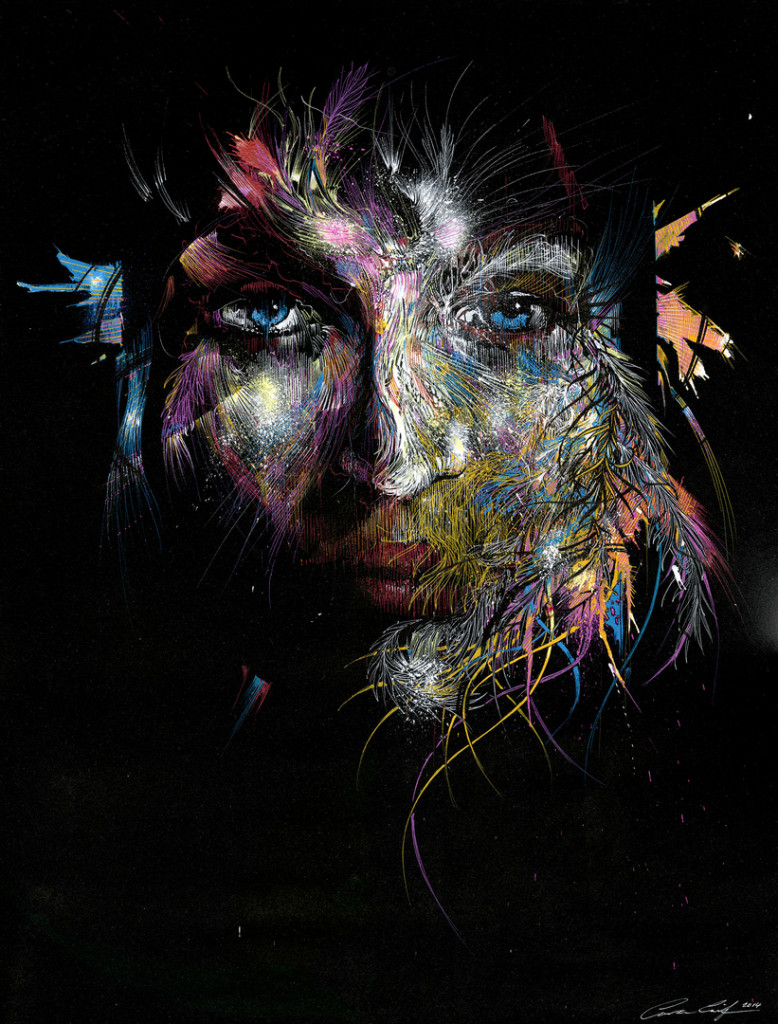 Copyright Carne Griffiths