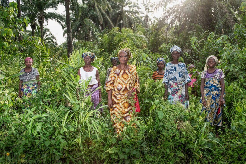 Benin, Todjedi, Photographer Fabrice Monteiro.