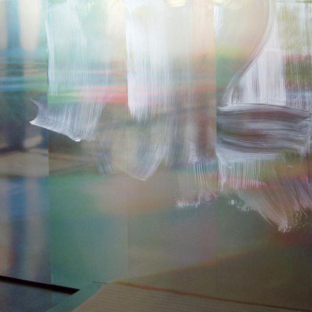 Justine Frischmann at VOLTA NY