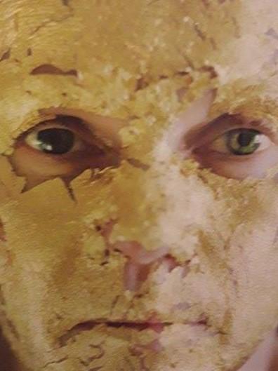detail of Mother by Aleks Wojcik