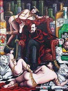 The Devil, Ella Guru 2014.