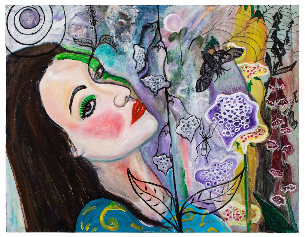 dh274_flowers-of-evil-foxglove-fairy-study_2015