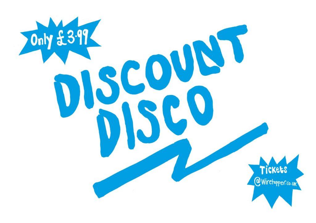 Wiretapper presents Discount Disco