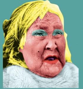 Ji?í Suruvka, Uplne cela MM II (Marilyn Monroe) collage series