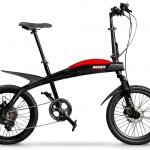 Ducati Urban-E electric folding bike FAD MAGAZINE